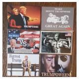 (25) Donald Trump Cards