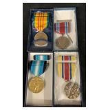 (4) US Military Metals