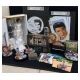 Large Elvis Presley Collection