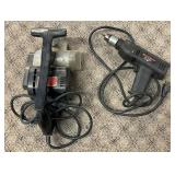Electric Planer & Drill