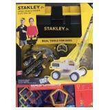 Stanley Jr Tool Set & Magformers