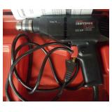 """Craftsman 1/3 HP 3/8"""" Drill with Case"""