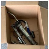 Grease Gun & Filter Tool