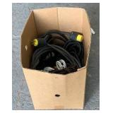 Variety of Electrical Cords