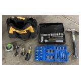 DeWalt Bag W/ Misc Tools