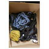 Box of Rope & Tie Downs