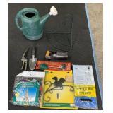 Assortment of Garden Supplies