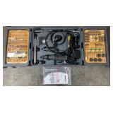 New 236-Piece Rotary Tool Kit