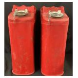 (2) 5-Gallon Jerry Cans