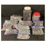 Large Variety of Nails and Screws