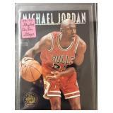 1993 Skybox Michael Jordan Card