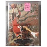 1997 Fleer Metal Michael Jordan