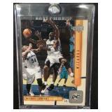 Rare 2001 Upperdeck Wizard Michael Jordan Card