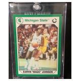 Mint Magic Johnson College Card