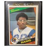 1984 Topps Mint Eric Dickerson Rookie Card