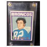 1972 Topps Lyle Alzado Rookie Card
