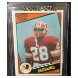 1984 Topps Darrell Green Rookie Card