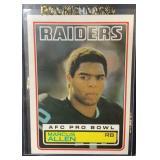 1983 Topps Mint Marcus Allen Rookie Card
