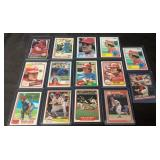 (14) Mint Pete Rose Cards