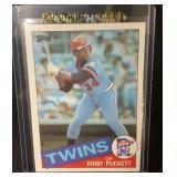1985 Topp Mint Kirby Puckett Rookie Card