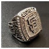 Replica San Francisco World Championship Ring