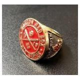 Replica Boston Red Sox Championship Ring
