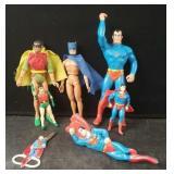 Vintage Super Hero Lot
