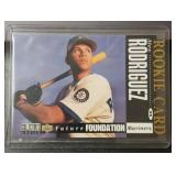 1994 Collectors Choice A-Rod Rookie Card
