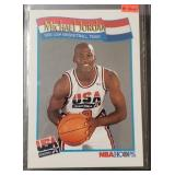 1992 Michael Jordan Card: Team USA