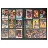 (18) Mint Magic Johnson Basketball Cards