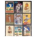 (9) Mint Mariano Rivera Baseball Cards