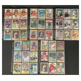 (45) Mint Baseball HOF From the Early 1980
