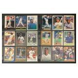 (18) Mint Ken Griffey Jr Baseball Cards