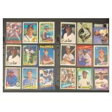 (18) Mint Baseball Rookie Cards