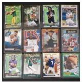 (12) Rookie Cards