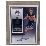 Kevin Pangos Autographed Rookie Mint Card