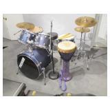 Premier drum set >