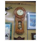 very large regulator clock