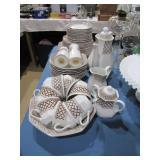 Royal Staffordshire Ironstone dinnerware>