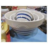 Robinson Ransbottom nesting bowl set>