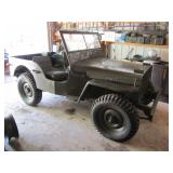 1944 Wills Army Jeep>