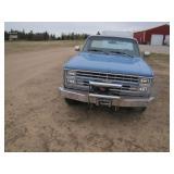 C10 Silverado 5.0L V8 4x4 pickup>