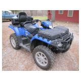 2011 Polaris Sportsman 850 Touring ATV>