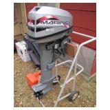 Mariner hp outboard >