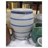 3 gallon crock water cooler