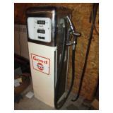 gas pump, mfgr date 1964>
