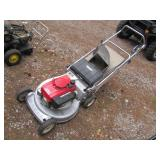 Honda easy start mower >