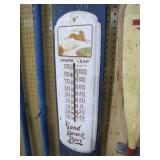 Derrs Leap beer thermometer