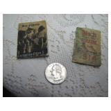 German propaganda and 1914 Almanac mini books a