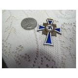 German Nazi Mothers Cross